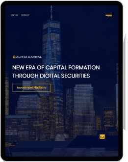 alphacapital tablet
