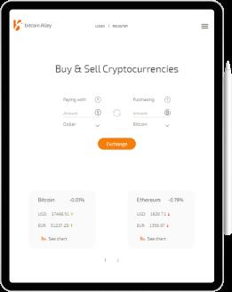 bitcoinalley tablet