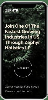 zephyr phone